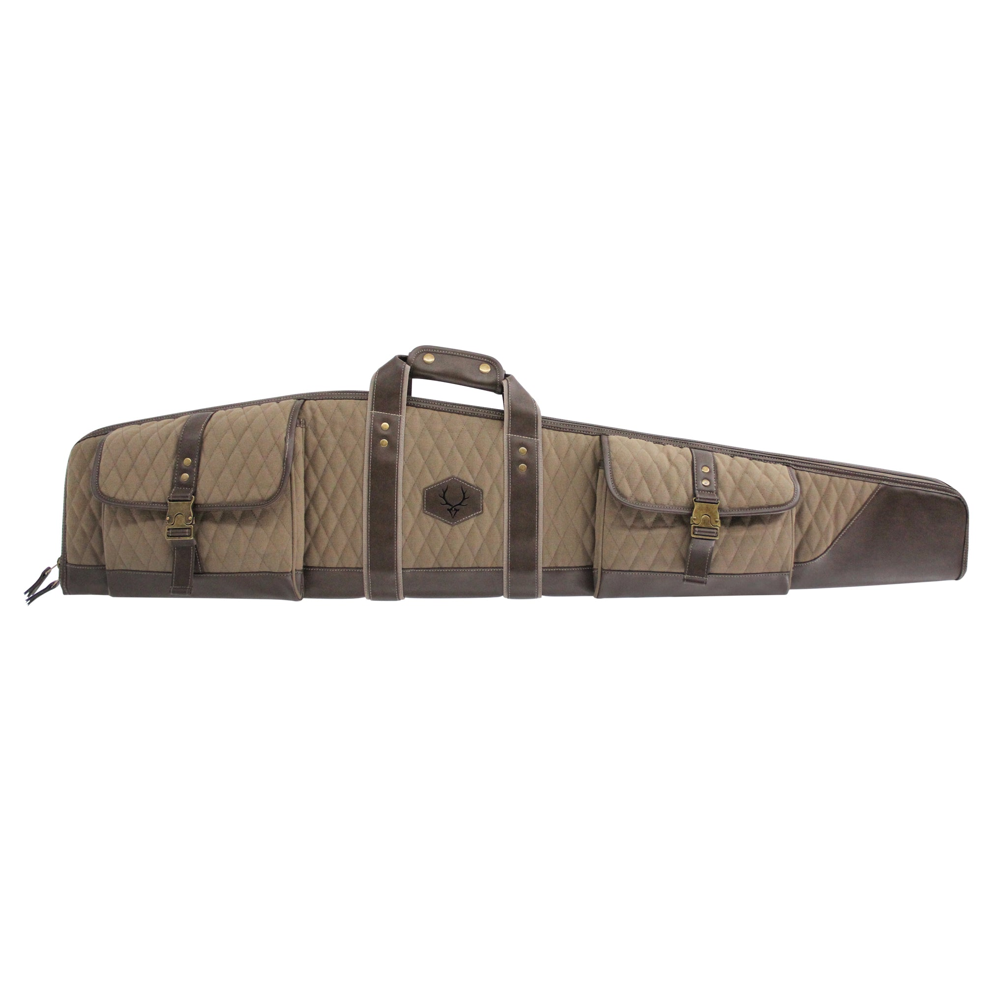 President Series Quilted Rifle Case