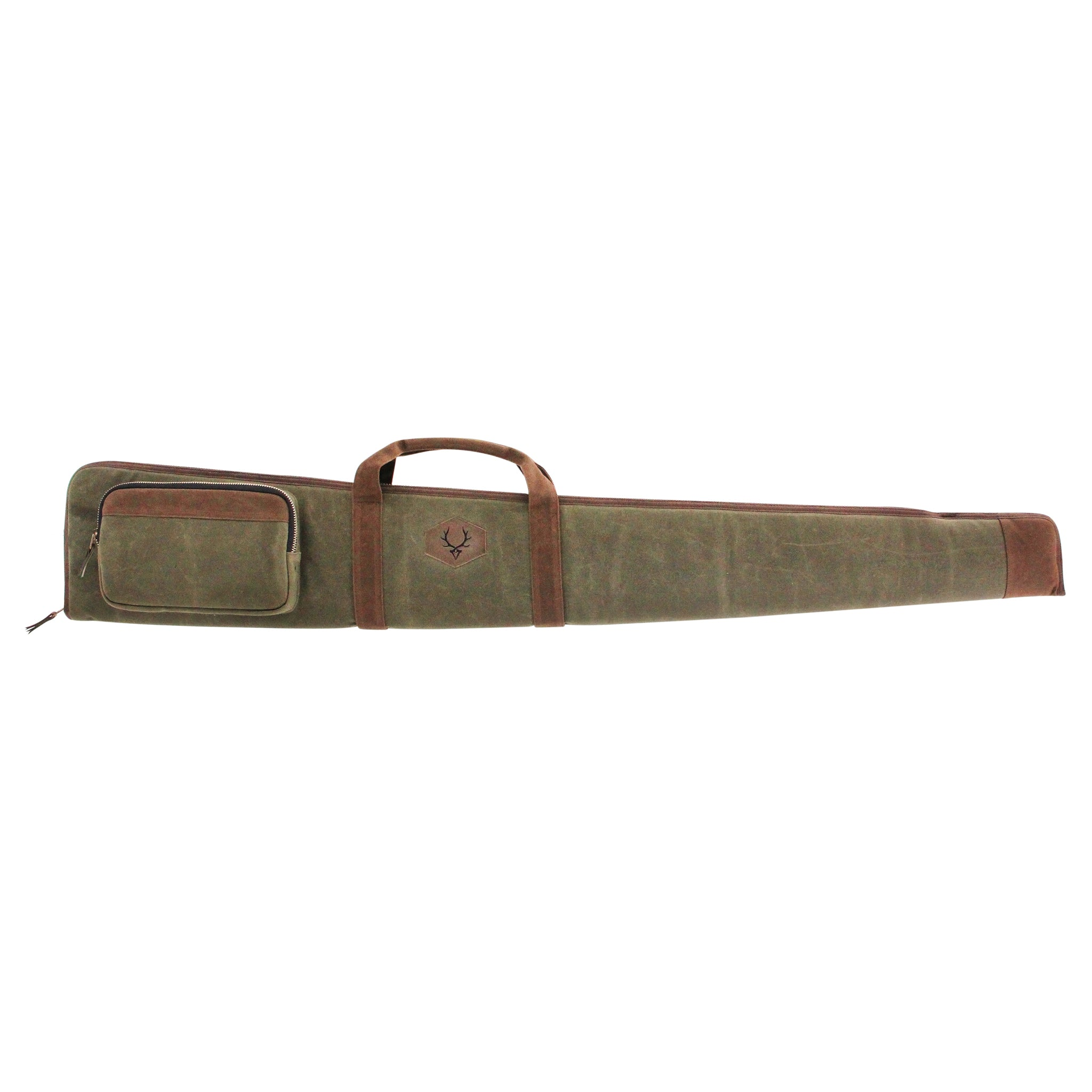 Rawhide Series Waxed Canvas Shotgun Case