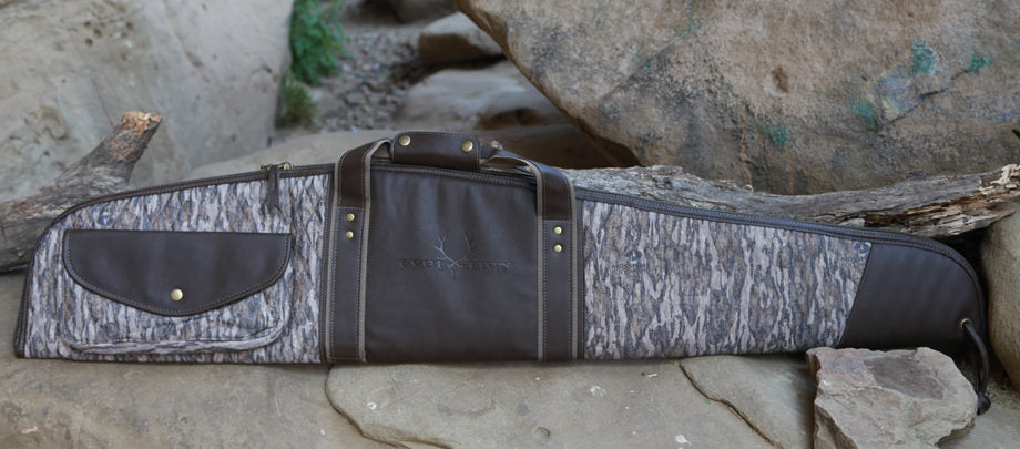 Mossy Oak Bottomland Quilted Rifle Case