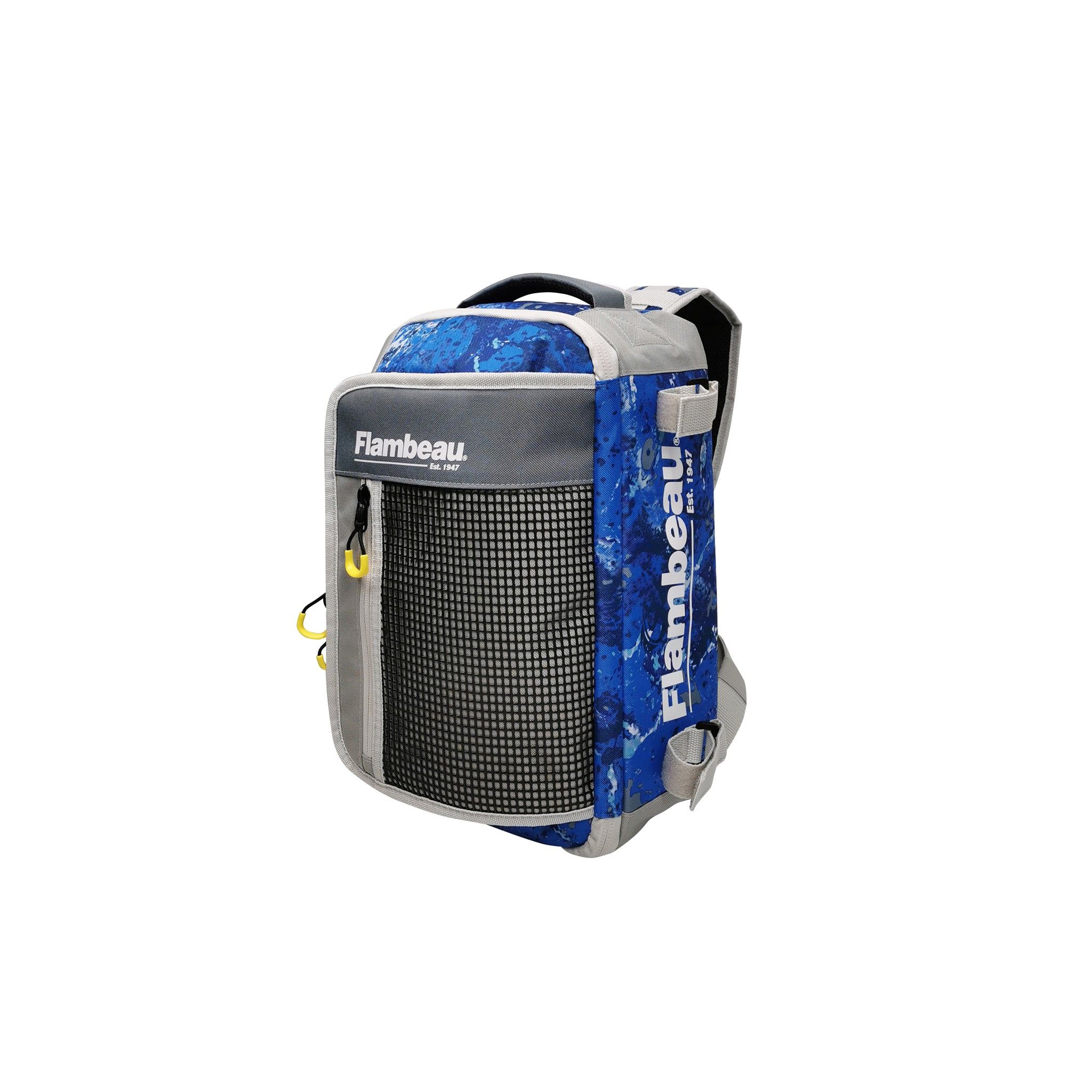 5007 Flambeau Pro-Angler Sling Pack (Kinetic Blue)