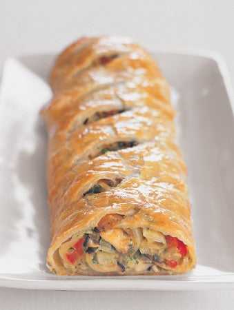 Vegetable Strudel: A Vegetarian Dish You Can Serve Four Ways