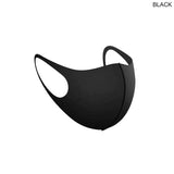 Heat Transfer Full Color spandex fitted face-mask, 1 side logo (25 quantity)
