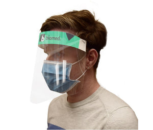 Face Shield - Branded (min 10)