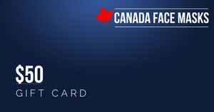 Canada Face Masks Gift Card