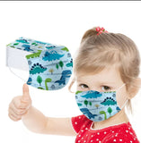 Child Disposable 3-ply Face Mask