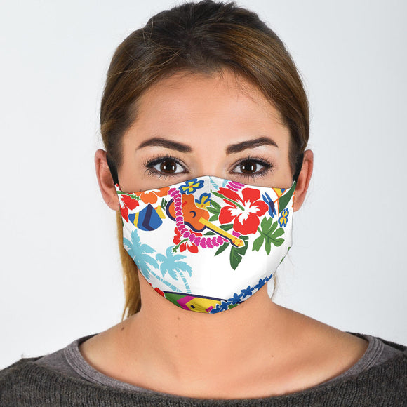 Premium Designer Face Mask - Tacky Shirt Day