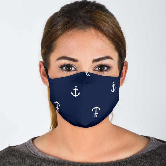 Premium Design Face Mask - Ahoy Matey