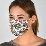 Premium Designer Face Mask - Musical Talent