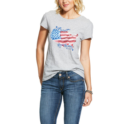 Women's Real Painted State T-Shirt