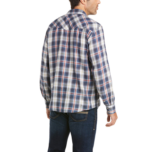 Men's Anderson Retro Snap Shirt