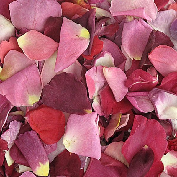 Rose Petal Confetti for Weddings Ireland