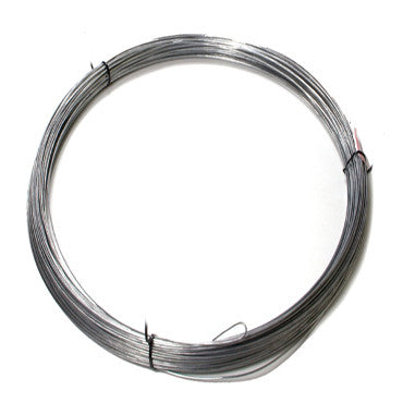 A 5kg coil of 2mm galvanized suspension wire. Coil is approximately 150m long.     Can be straightened using a cordless drill and is suitable for all standard lay-in-grid installations.