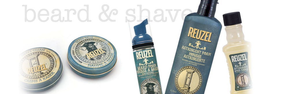 Reuzel Beard and Shave