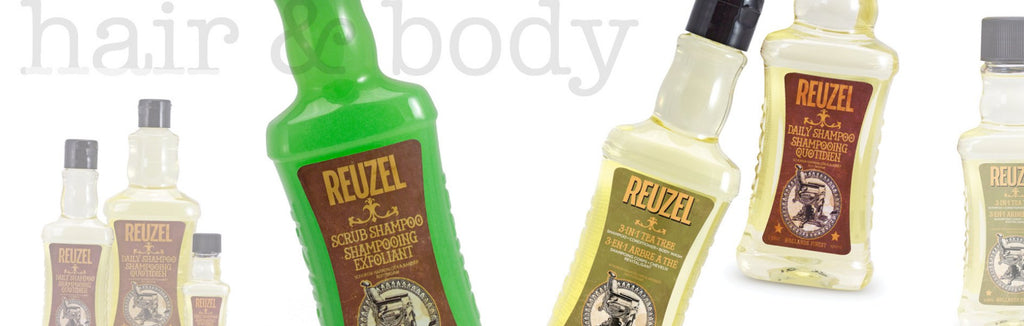 Reuzel Body and Hair