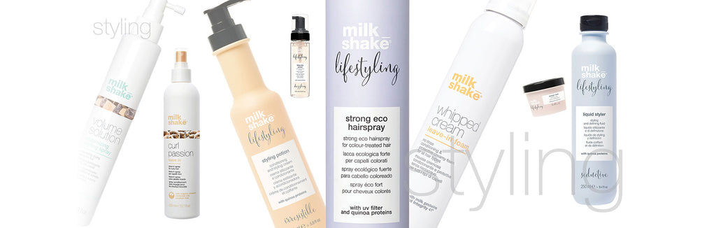 milk_shake - Haircare - Styling