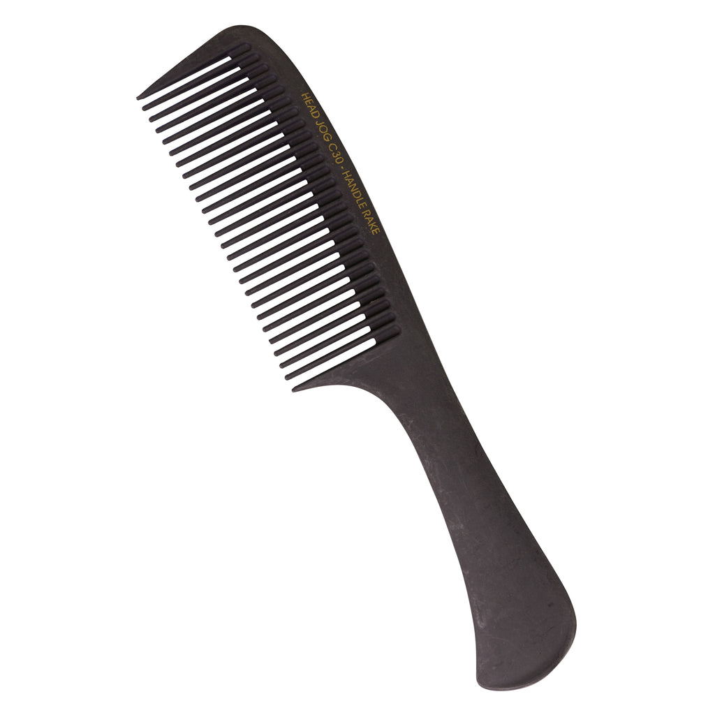 Head Jog C30 Handle Rake Comb