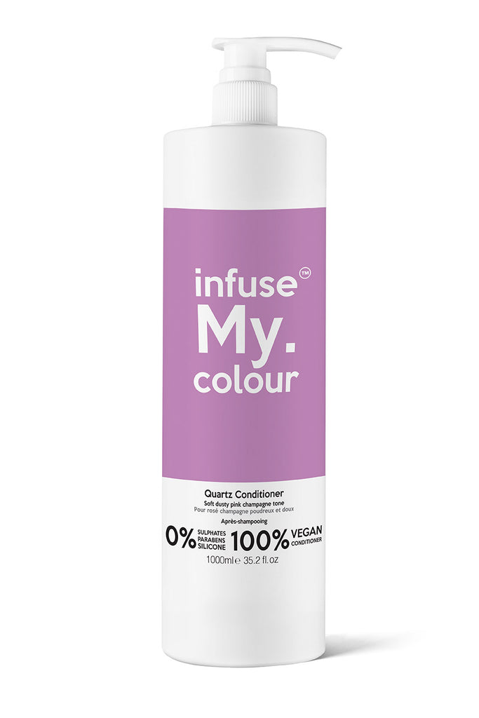 Infuse My.Colour Quartz Conditioner 1000ml