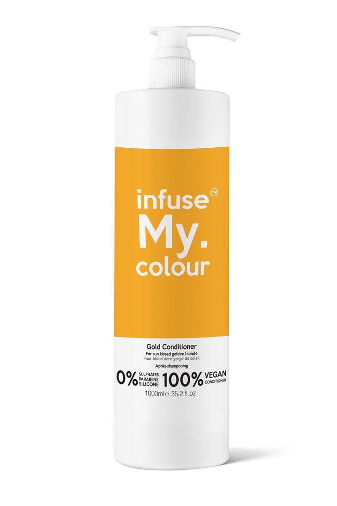 Infuse My.Colour Gold Conditioner 1000ml