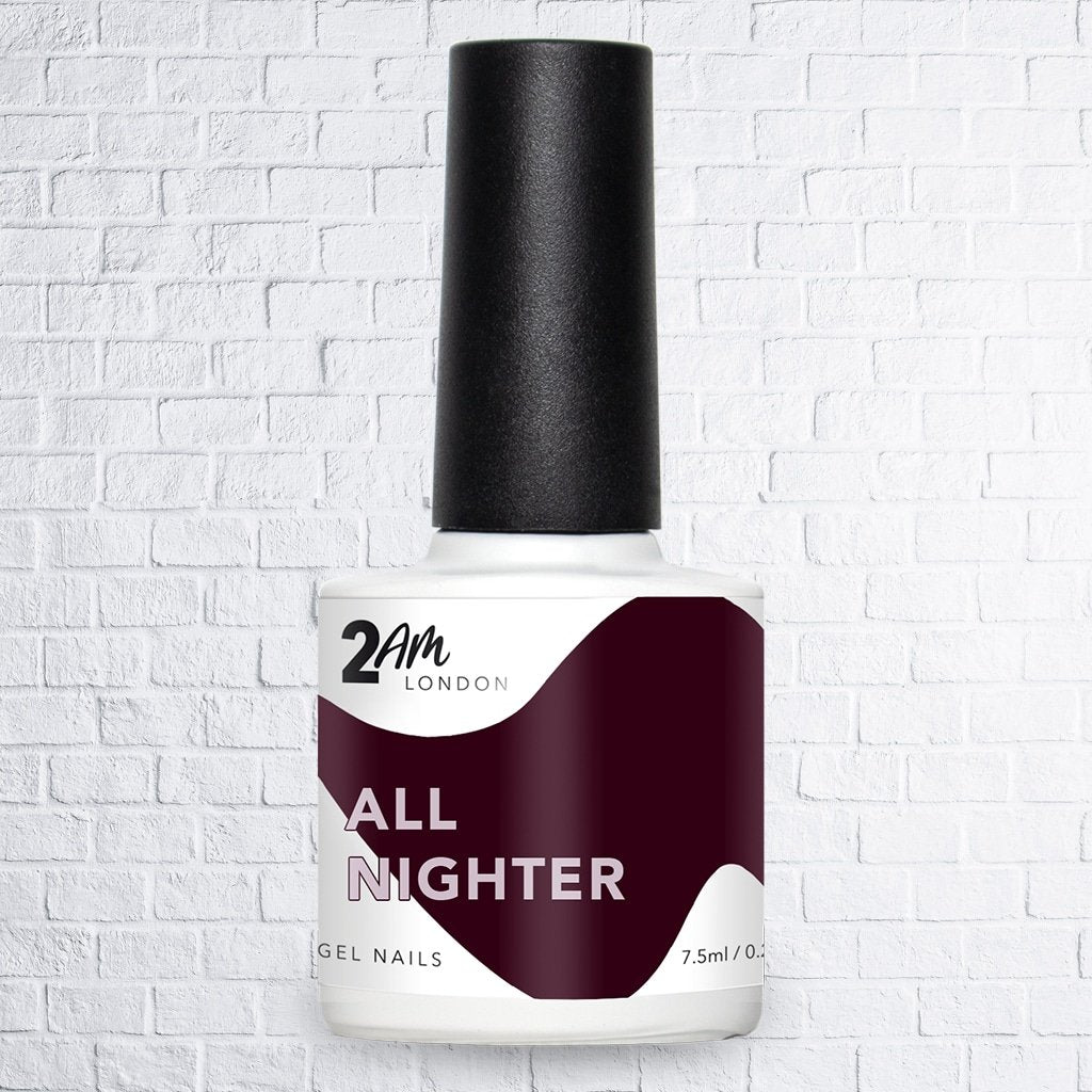 2am London All Nighter Gel Polish 7.5ml