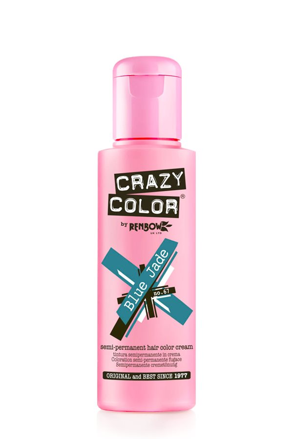 Crazy Colour - Direct Shades 100ml Blue Jade