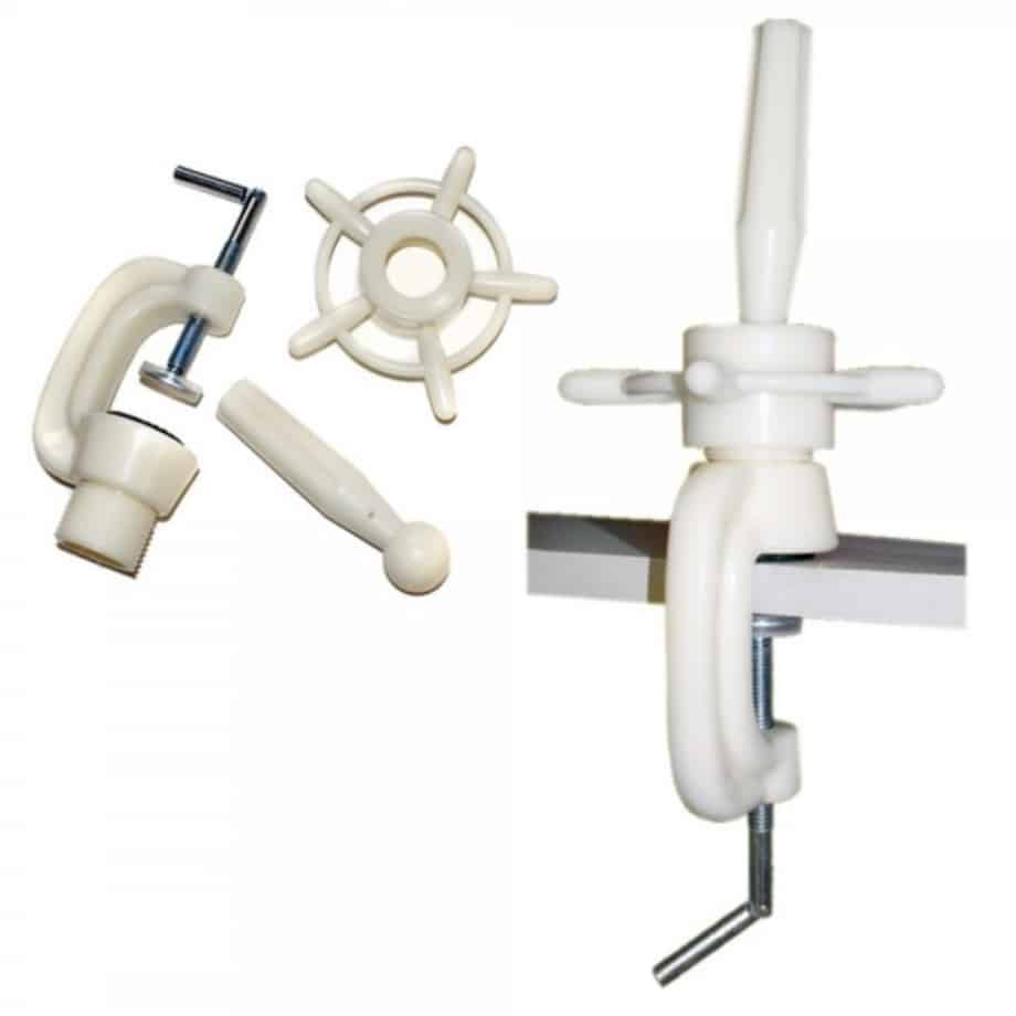 Hair Tools Training Head Clamp