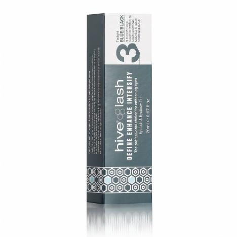 Hive Eyelash & Eyebrow Tint Blue/Black 20ml