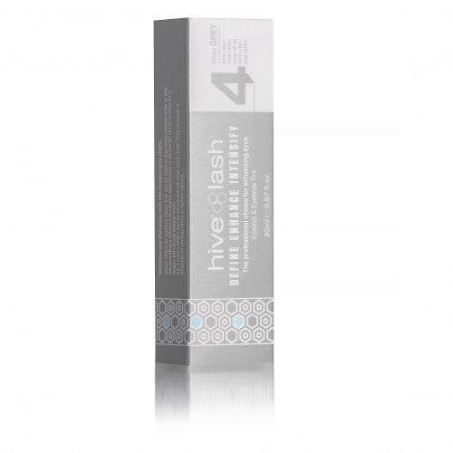 Hive Eyelash & Eyebrow Tint Grey 20ml
