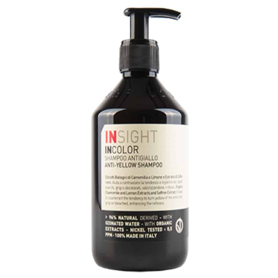 INSIGHT - InColor Anti-Yellow Shampoo