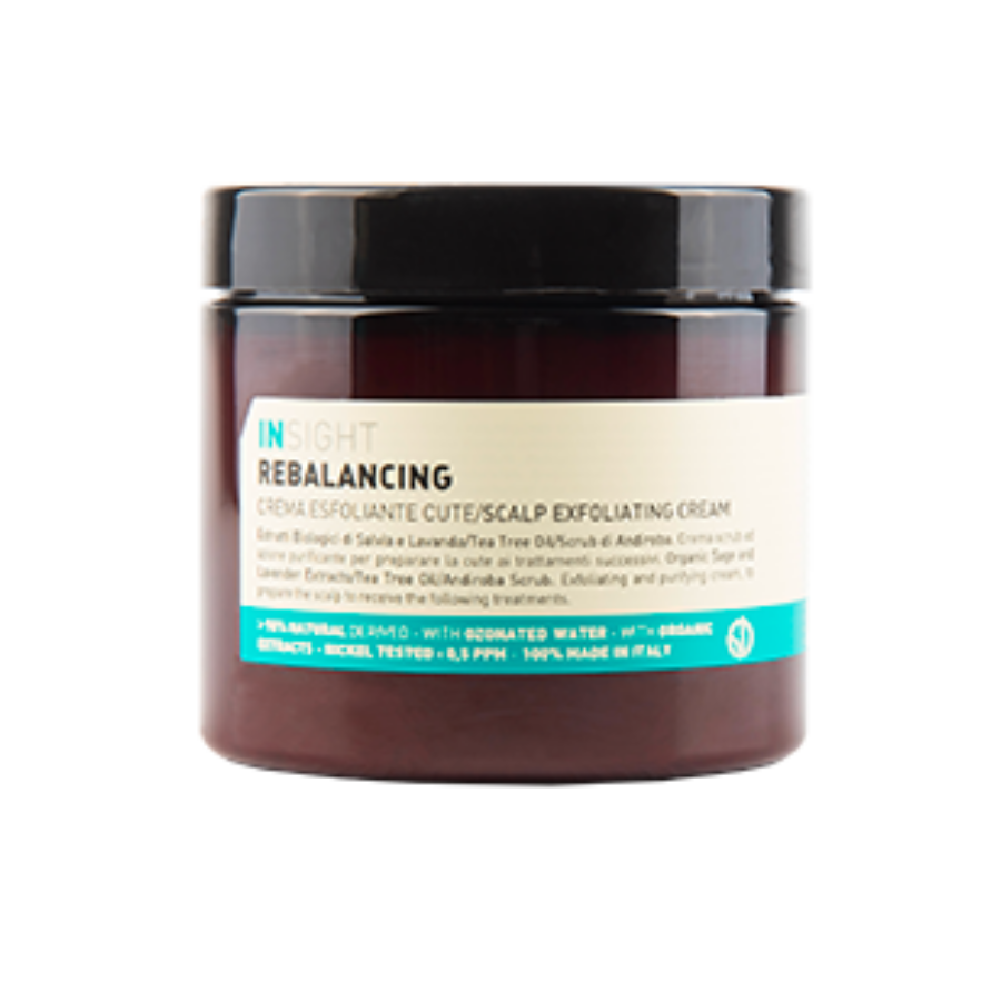 INSIGHT - Rebalancing Scalp Exfoliating Cream
