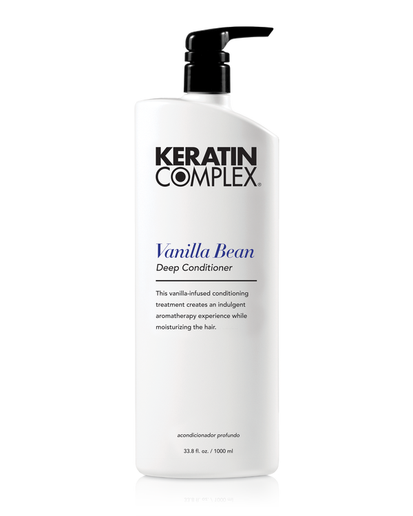 Keratin Complex Vanilla Bean Conditioner