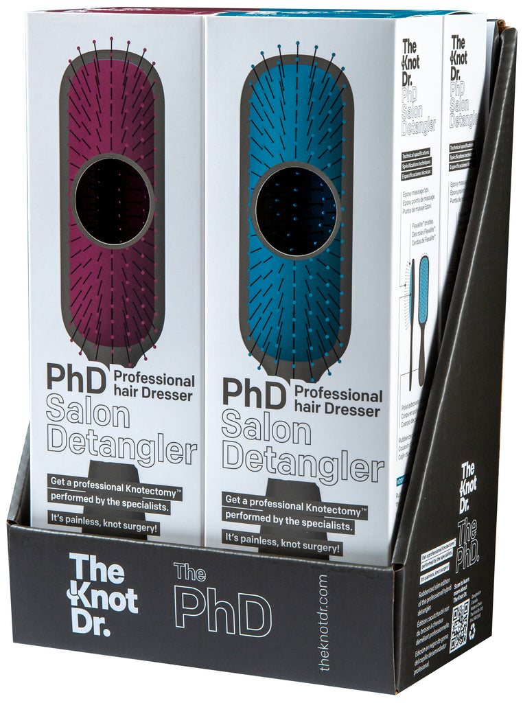 The Knot Dr PHD Display Box