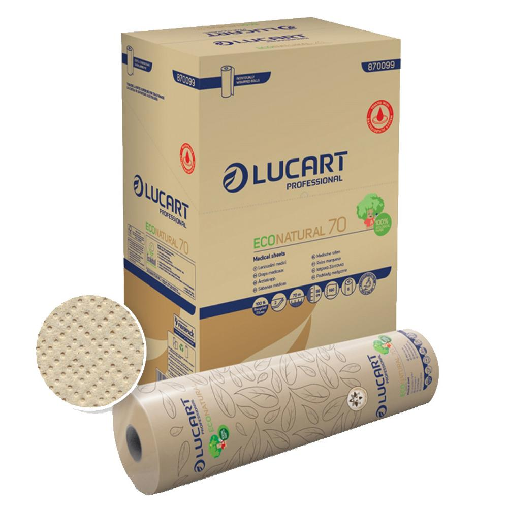 Lucart EcoNatural Couch Roll