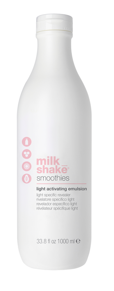 milk_shake Smoothies light activating emulsion