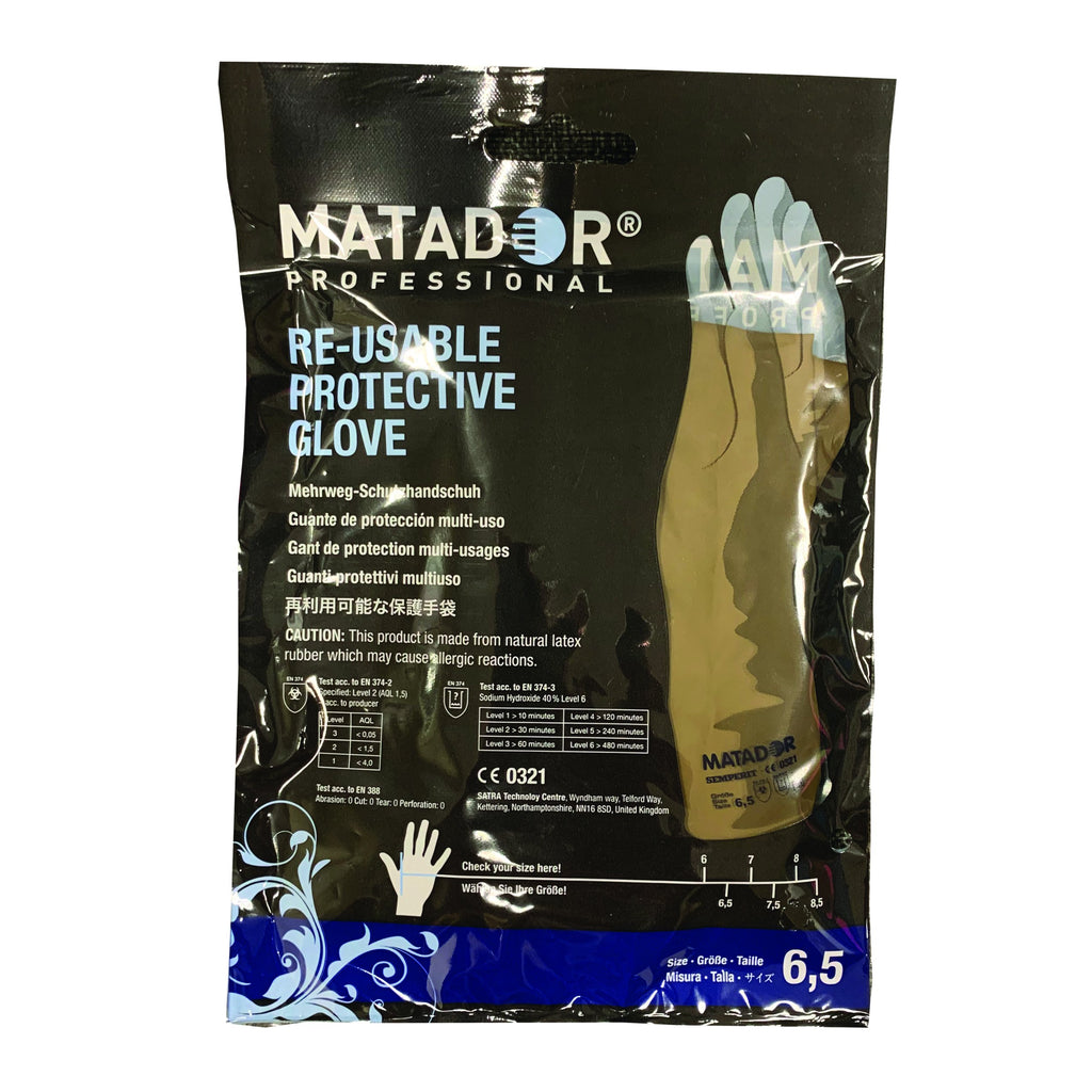 Matador Re-usable Gloves