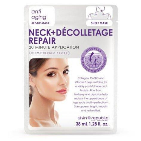 Skin Republic - Neck & Decolletage