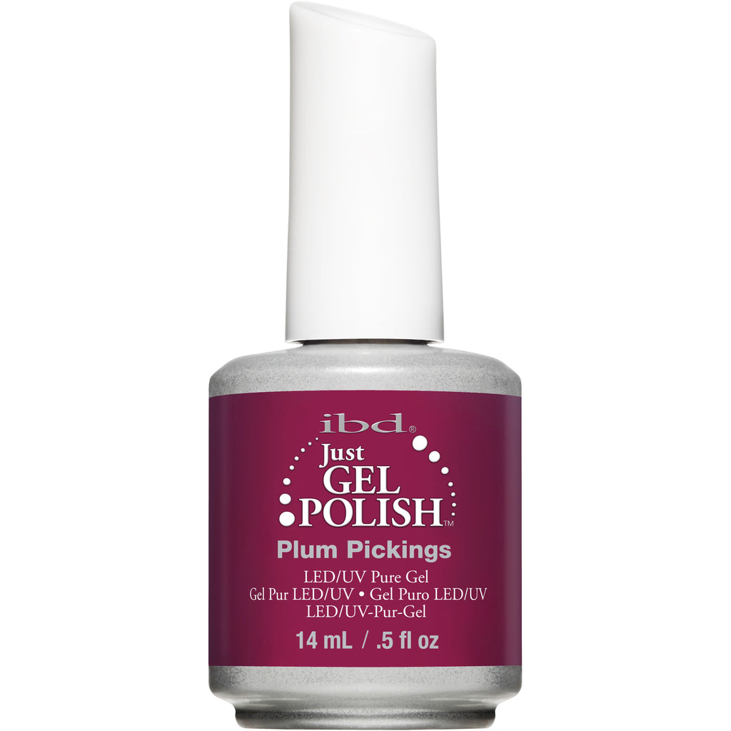 IBD - Just Gel Polish - Plum Pickings