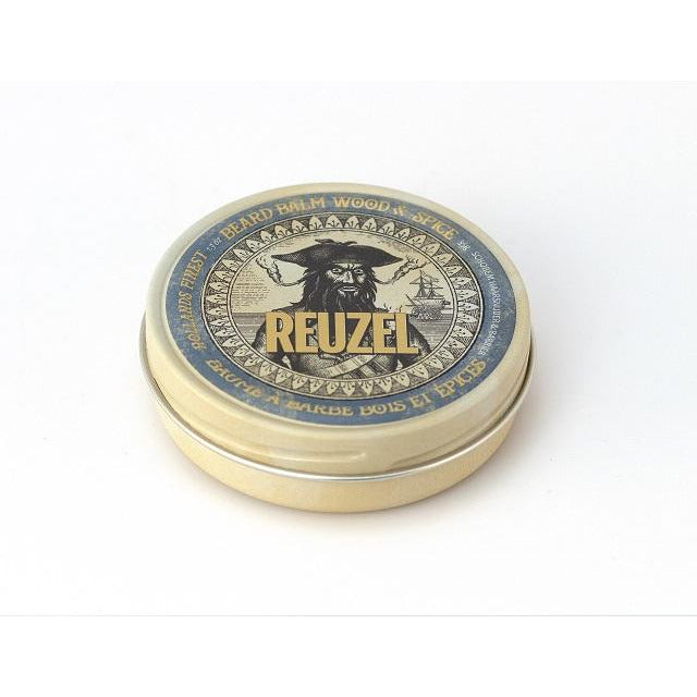 REUZEL WOOD AND SPICE BEARD BALM