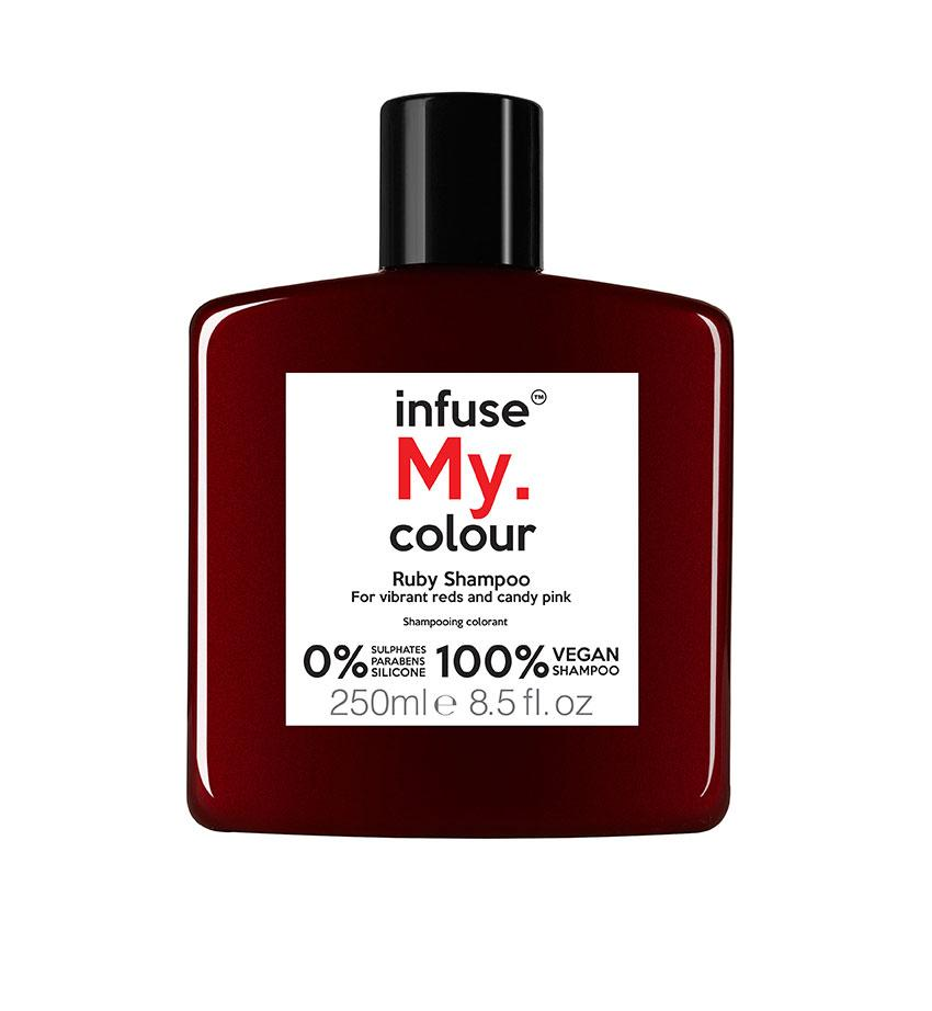 Infuse My.Colour Ruby Shampoo  250ml