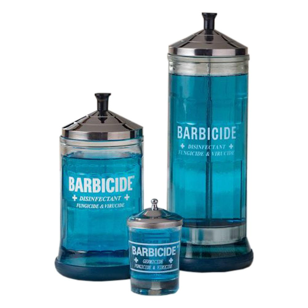 Barbicide Jars