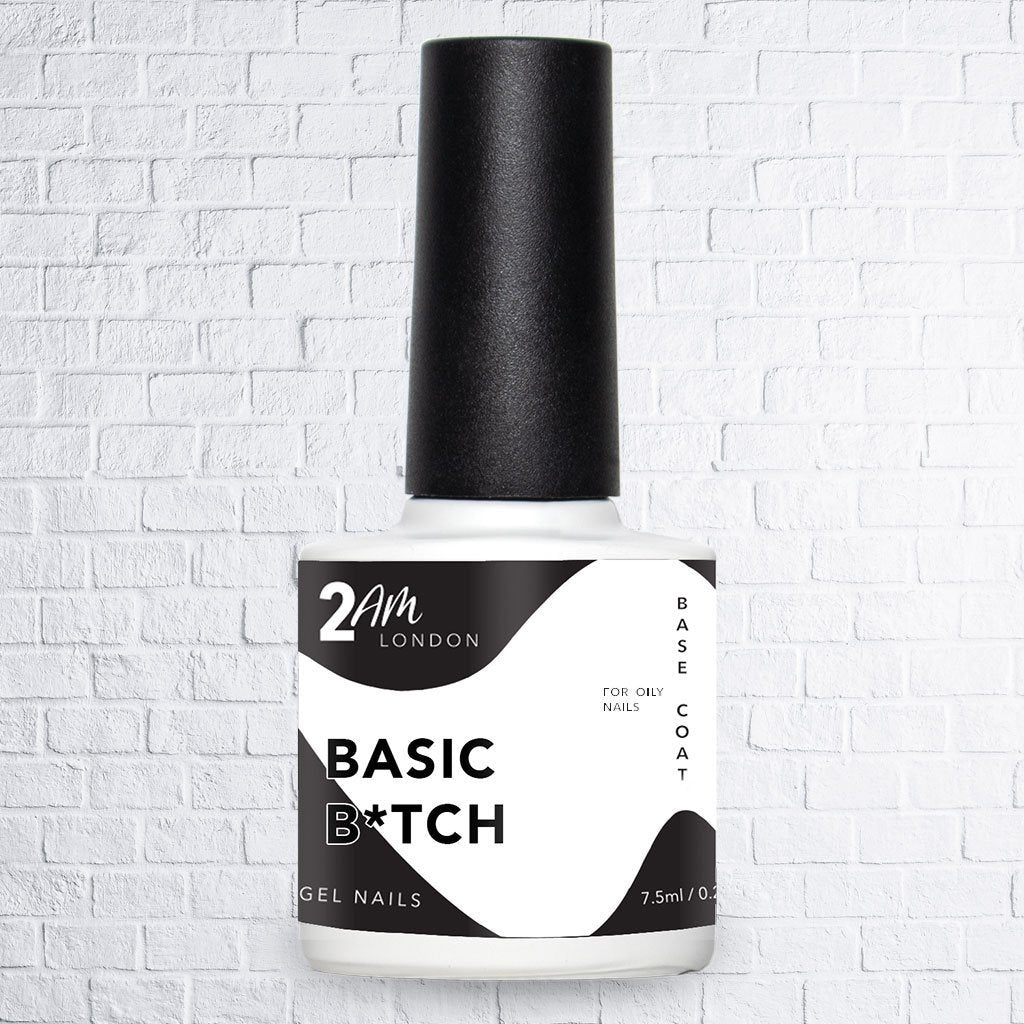 2am London Basic B*tch Gel Polish 7.5ml