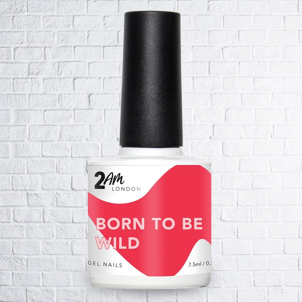 2am London Born To Be Wild Gel Polish 7.5ml