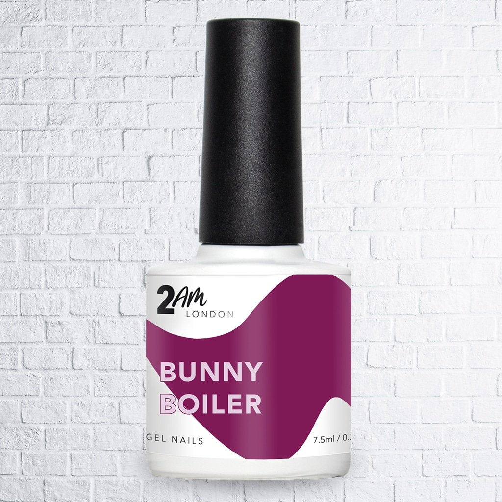 2am London Bunny Boiler Gel Polish 7.5ml