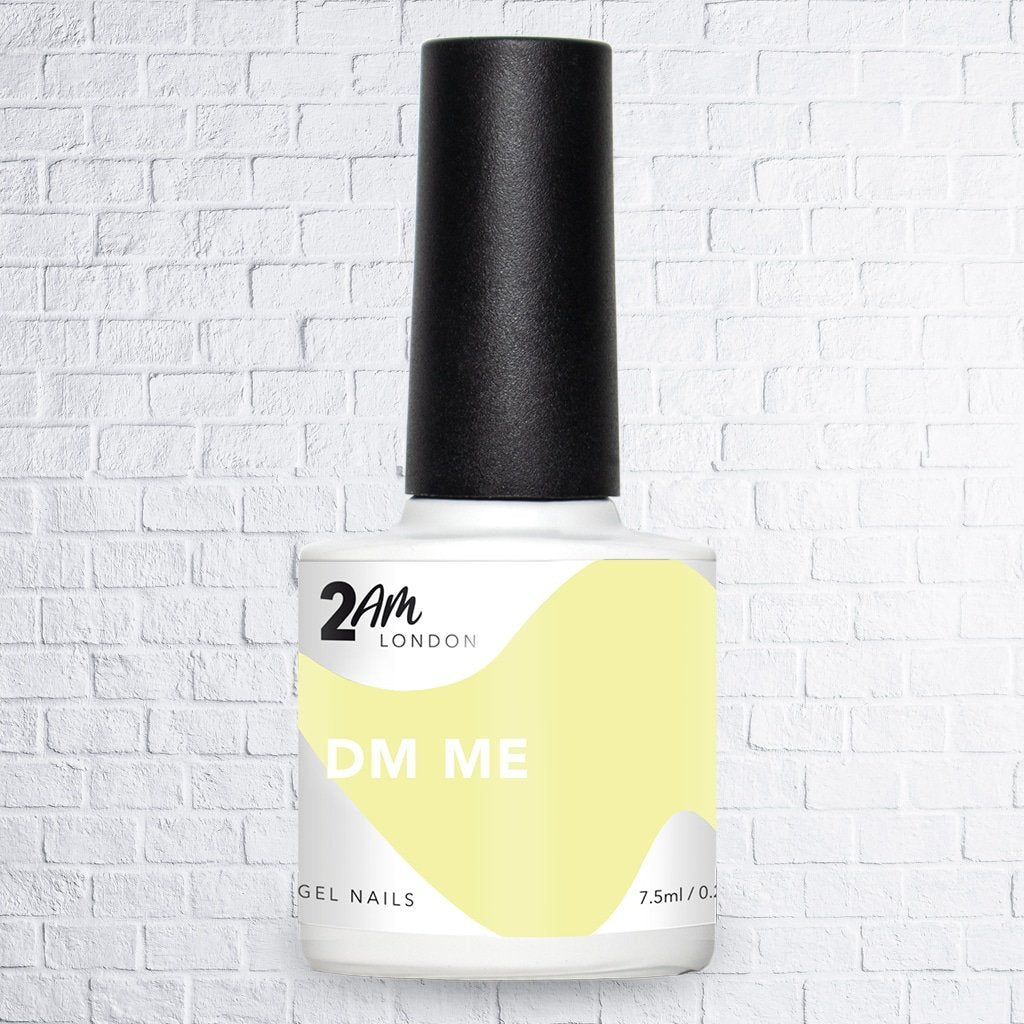 2am London DM Me Gel Polish 7.5ml