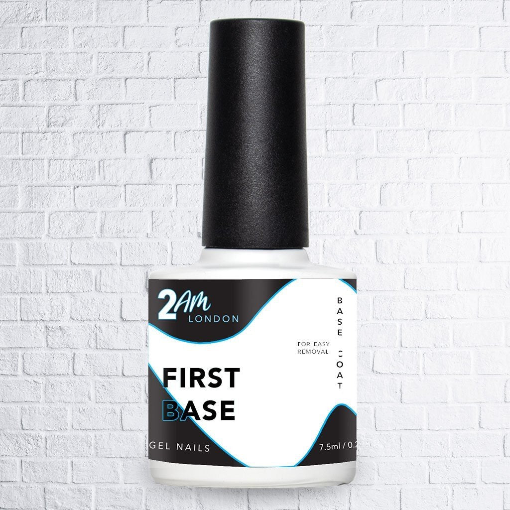 2am London First Base Gel Polish 7.5ml
