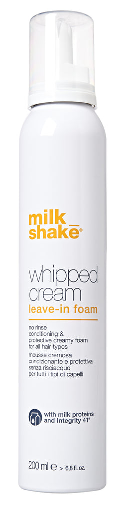 milk_shake whipped cream leave in conditioner
