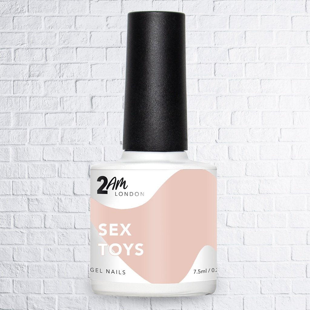 2am London Sex Toys Gel Polish 7.5ml