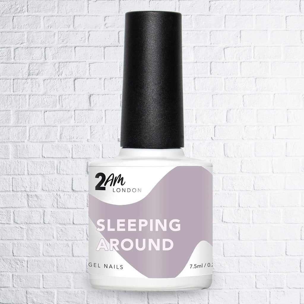 2am London Sleeping Around Gel Polish 7.5ml