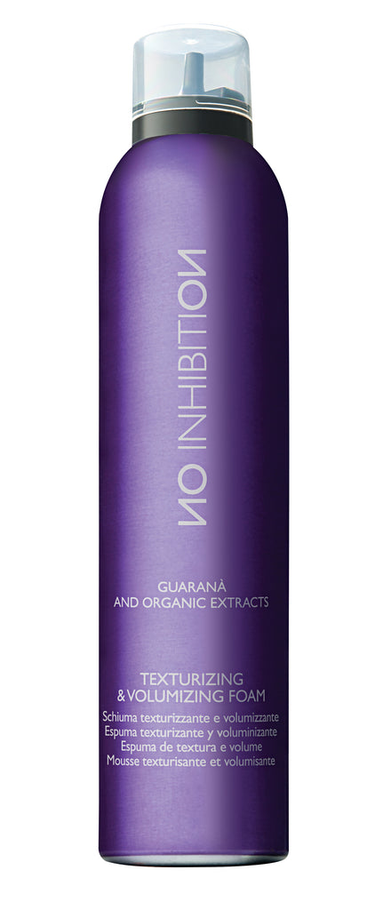 NO INHIBITION Texturizing & Volumizing Foam-199