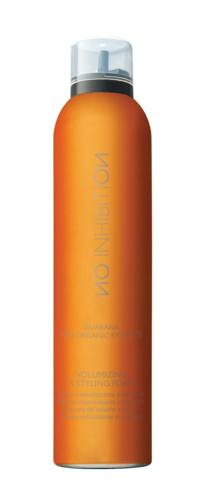 NO INHIBITION Volumizing & Styling Foam 250ml-0