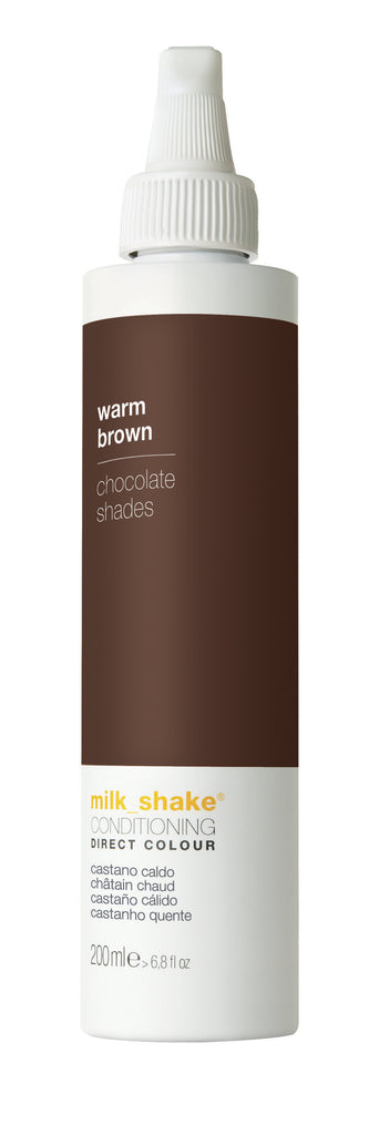 milk_shake direct colour warm brown